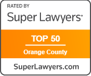 Super Lawyers Top 50 in Orange County